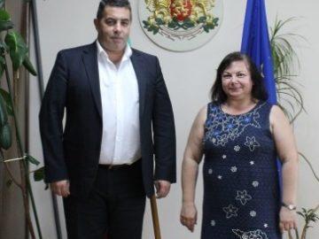 Посланикът на България в Хърватия посети Русе