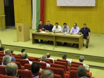 Мерките за противодействие на АЧС обсъждаха в Русе днес