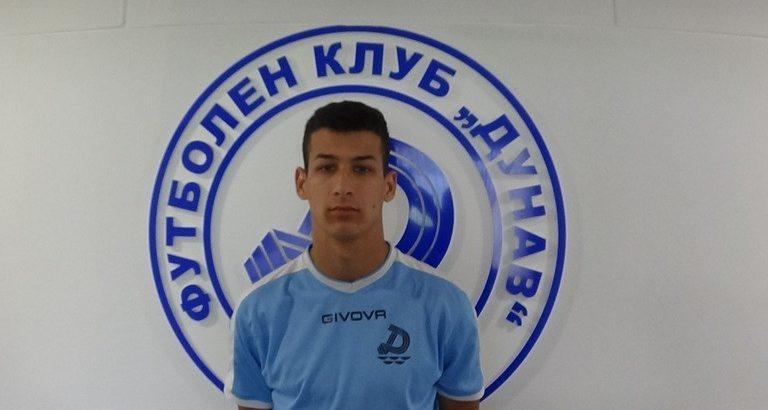 Кристиан Върбанов с втора повиквателна за юношеския национален отбор на България