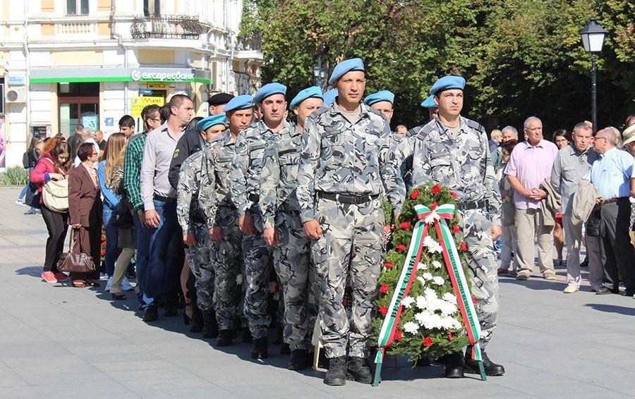независимост 22 септември русе цветя