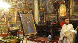 Русенският митрополит Наум посрещна чудотворната икона на Св. Лука Войно-Ясенецки