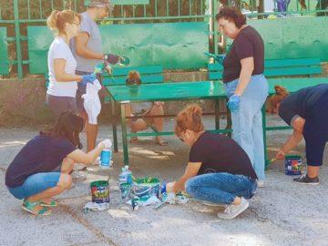 училище Иван Вазов кампания Да изчистим България за един ден