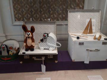 Историята на чешките играчки представя изложба в Русе