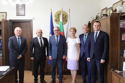 Меморандум за сътрудничество подписаха БАН и Община Русе