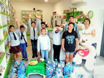 """СУ """"Й. Йовков"""" продължава да помага на деца"""
