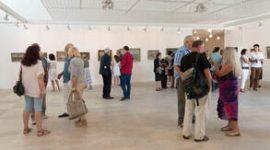 Творби от фонда на Художествена галерия – Русе участват в изложба на Димитър Радойков