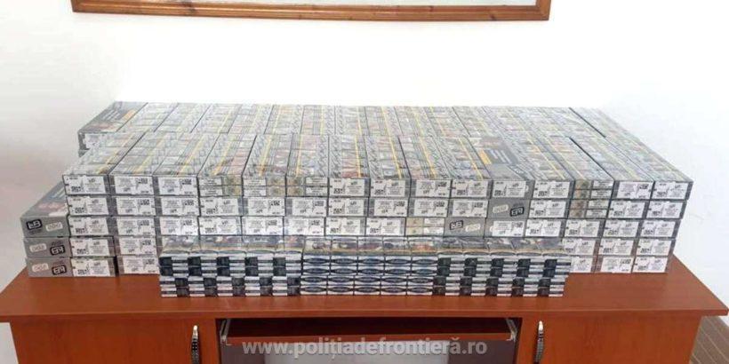 1 660 кутии контрабандни цигари и 4.8 кг. тютюн задържаха на Дунав мост 1