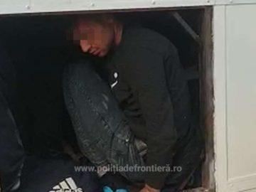 26 нелегални мигранти задържаха на Дунав мост 1