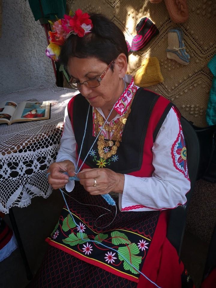 Традиционни занаяти оживяха в Караманово