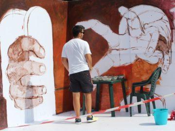 Третото издание на 3D street art започна в Русе
