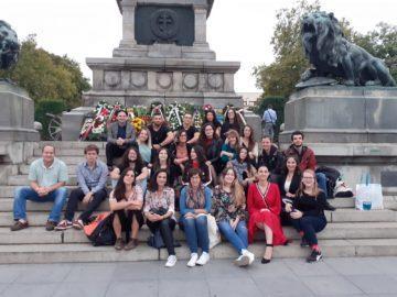 """Русе е домакин на международно обучение с участници от 9 европейски държави на тема: """"Младежка работа"""""""