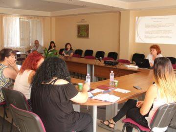 ОИЦ - Русе представи визията за новия програмен период в 7 общини