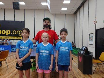 "СКТМ ""Дунав"" - Русе участва днес в международния турнир ""Млади надежди"" 2019 в град Варна"