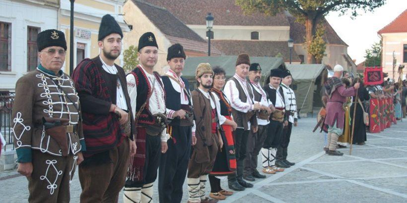 """""""Традиция"""" - Русе се представи в замъка Ръшнов"""