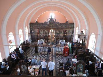 """70 години храм """"Св. Възнесение Господне"""" в Голямо Враново"""