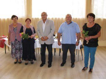 5 дни празнуваха пенсионерите в Община Сливо поле, кметът ги поздрави лично във всеки клуб