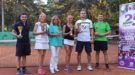 Тенис турнир на РКСЗ излъчи победители