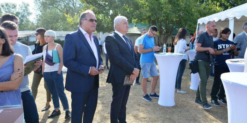 Началото на национална кампания срещу контрабандата бе поставено в Гюргево