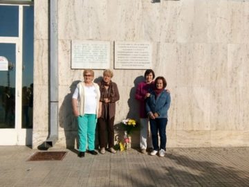 Русенски пенсионери почетоха паметта на Ботев в Гюргево