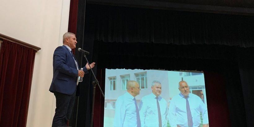Кметът на Община Бяла Димитър Славов направи отчет на отминалия мандат