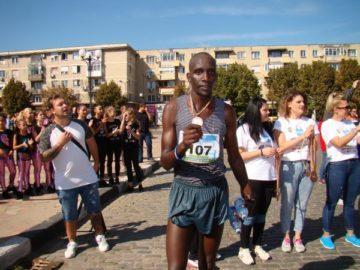 Кенийци спечелиха четвъртото издание на пробега на свободния дух Русе - Гюргево 2019