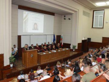 Започна новата учебна година за задочниците в Русенския университет