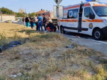 Две жени са в болница след тежка катастрофа до бившата фабрика за захар в Гюргево