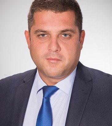 """Иво Пазарджиев е водачът на листата на местната коалиция """"ВМРО-БЪЛГАРСКО НАЦИОНАЛНО ДВИЖЕНИЕ (НФСБ)"""""""