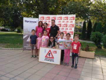 """6 русенски пешеходни пътеки ще бъдат обновени с помощта на """"Оргахим"""" по национална инициатива"""