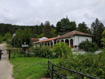 Каран Върбовка - домът на Света Марина