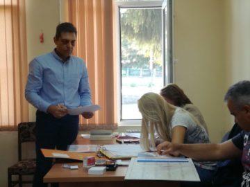 ПП ГЕРБ е регистрирана за участие в местните избори в Община Ветово