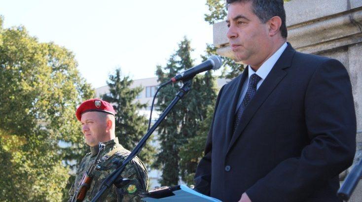 Русе чества 111 години от обявяването на независимостта на България