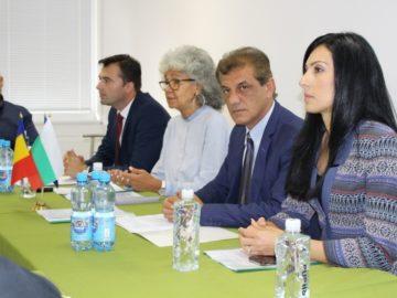 Българо - румънската земеделска група заседава в Бръшлен