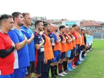 Русенските полицаи победиха категорично гюргевските си колеги във футболен мач