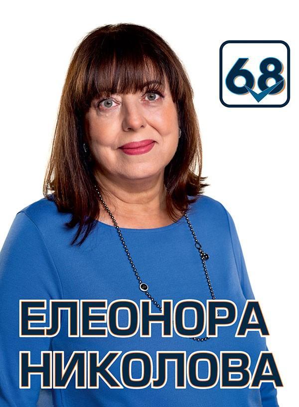 елеонора николова плакат