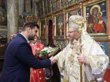 Русенският митрополит Наум празнува 51 години