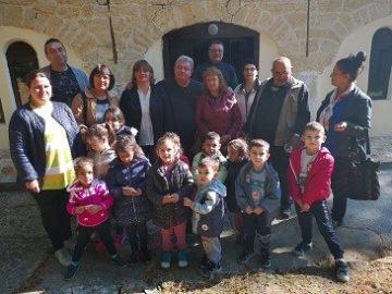 Молебен за здраве отслужиха в Караманово
