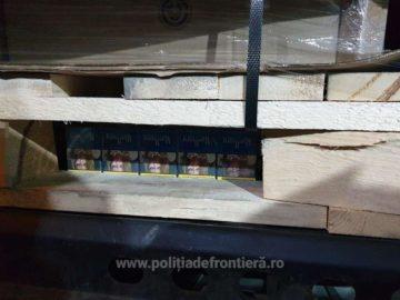 1100 кутии контрабандни цигари задържаха на Дунав мост 1