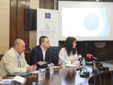 Проведе се обществено обсъждане по проекта за подобряване качеството на атмосферния въздух в Русе
