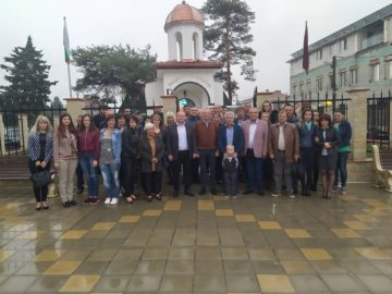 ГЕРБ откри предизборната кампания в Борово