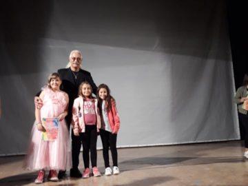 """Децата от музикална школа към Военен клуб – Русе """"Вяра, Надежда, Любов"""" с множество награди"""