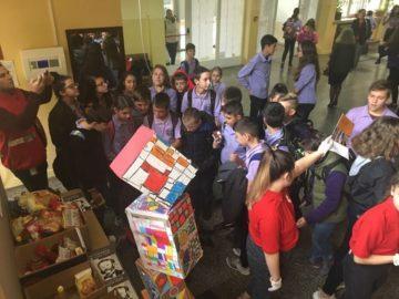 Deutsche Schule и БЧК се обединяват в борбата с глада