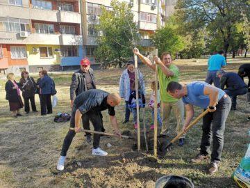 Пенчо Милков: Ще подкрепяме всяка инициатива на граждани за залесяване и подобряване на жизнената среда в Русе