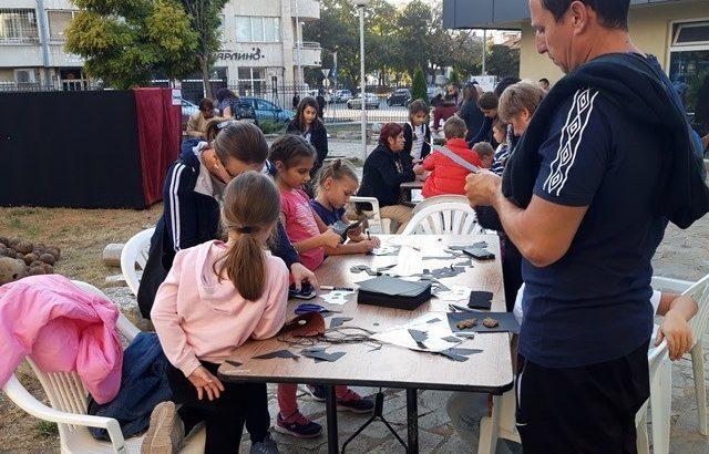 Международна нощ на прилепите в РИМ - Русе