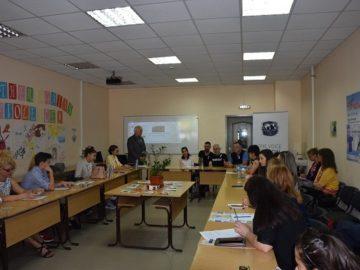 Международният ден на ненасилието бе отбелязан в Русенския университет