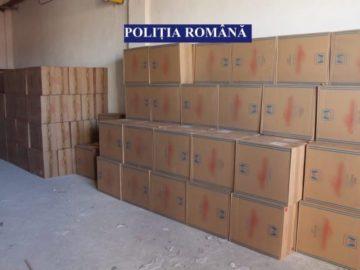 Български кораб е задържан в Гюргево за контрабанда на 1000 бака цигари