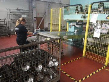 Завод за авточасти отвори врати в Гюргево