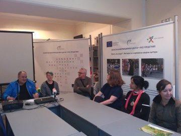 Фестивал за съвременно изкуство и арт симпозиум се обединяват в Бръшлен