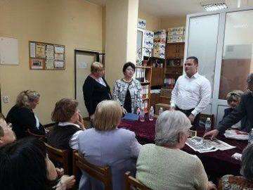 Пенчо Милков: Незрящите хора могат да бъдат равностойни в обществения живот