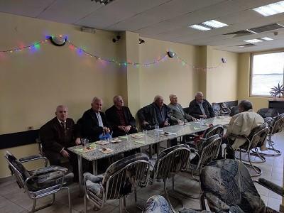 Ветерани от МВР получиха поздравления за кръгли годишнини